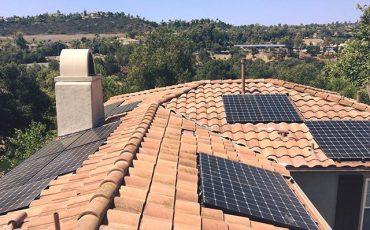 SOLAR on Tile Roofs