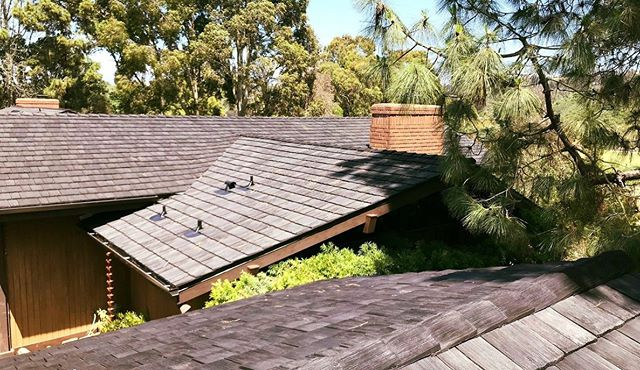 CeDur Shake Roof in Rancho Santa Fe
