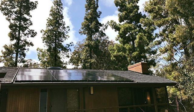 CeDur Shake Re-roof with Solar Panel Installation