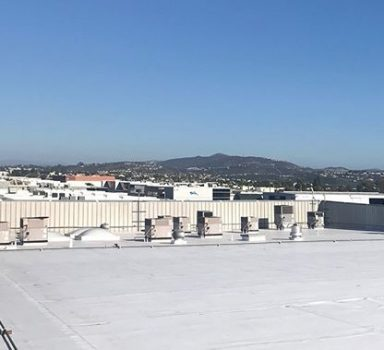 New Commercial TPO Roof