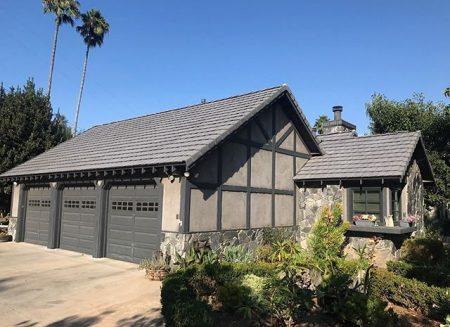 New Concrete Tile Roof