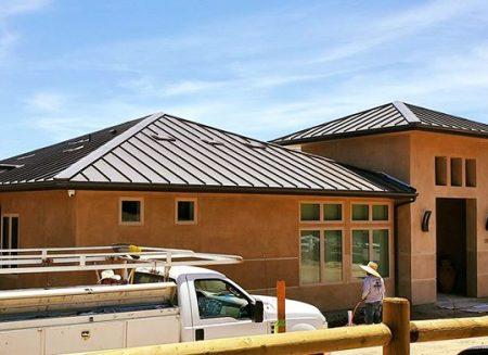 Metal Re-Roof