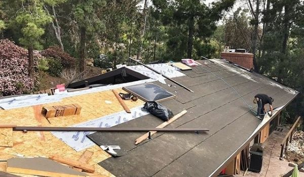 New Roof Constructions